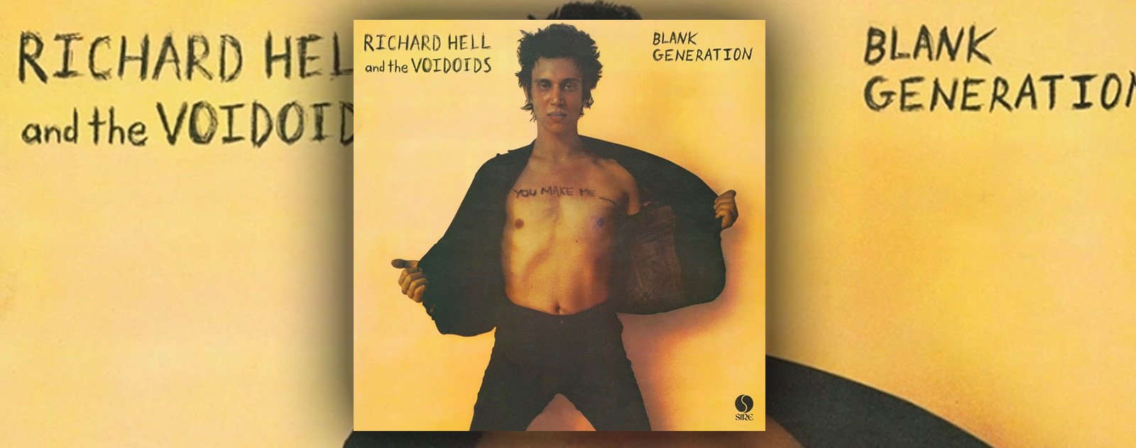 Richard Hell and the Voidoids Blank Generation