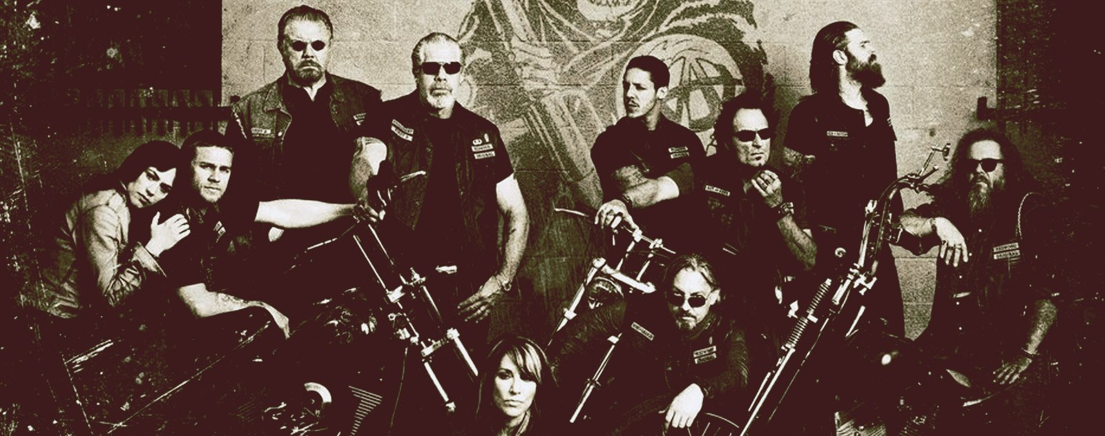 Sons Of Anarchy Biker's