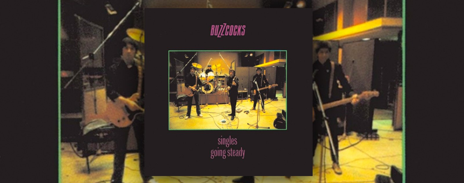The Buzzcocks Singles Going Steady