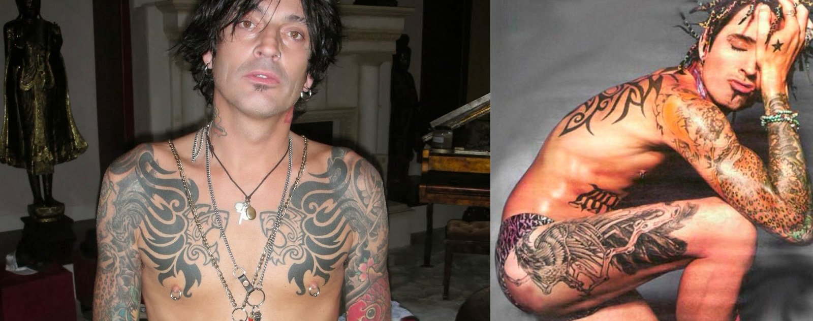 Tommy lee tattoo