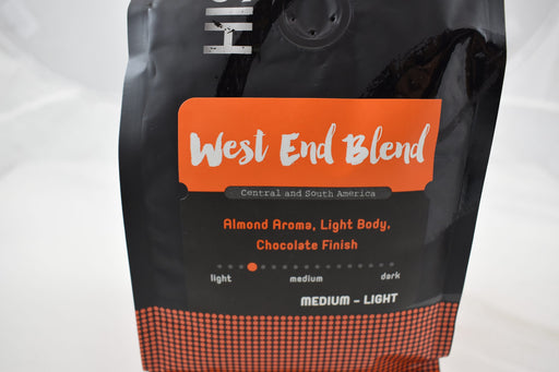 Ground West End Blend Coffee - Bold Xchange black owned brand black owned gifts