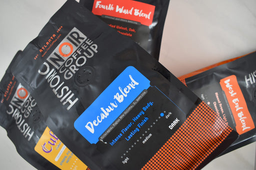 Whole Bean Decatur Blend Coffee - Bold Xchange black owned brand black owned gifts