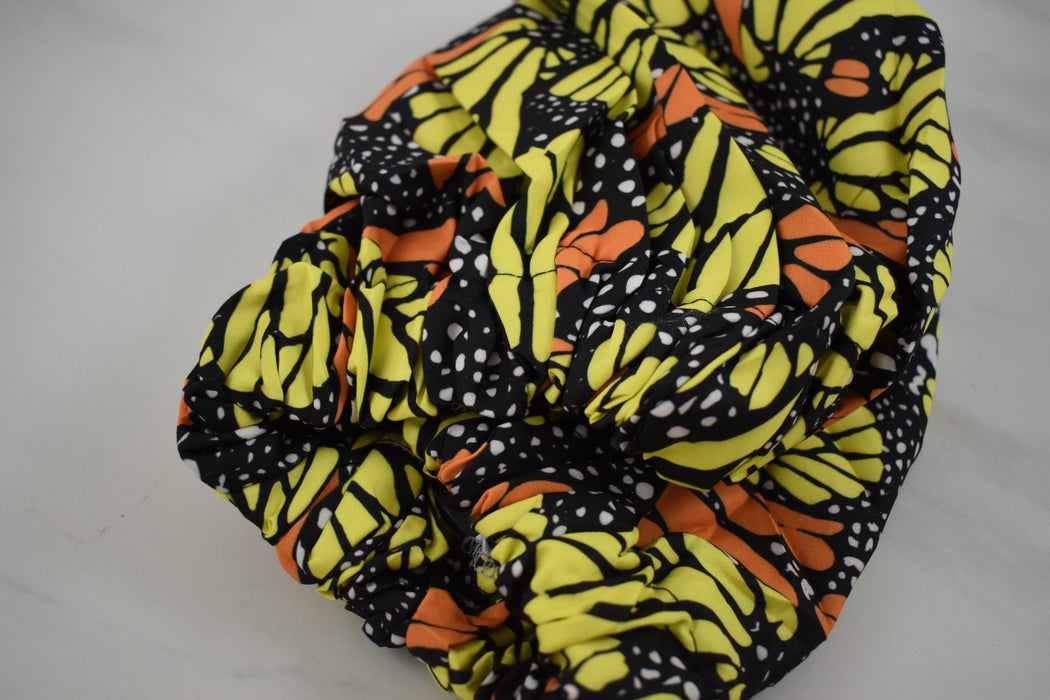 Monarch Satin-Lined Bonnet - Bold Xchange black owned brand black owned gifts