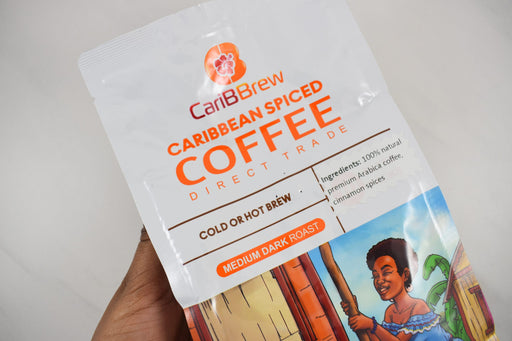 Caribbean Spiced Coffee - Bold Xchange black owned brand black owned gifts