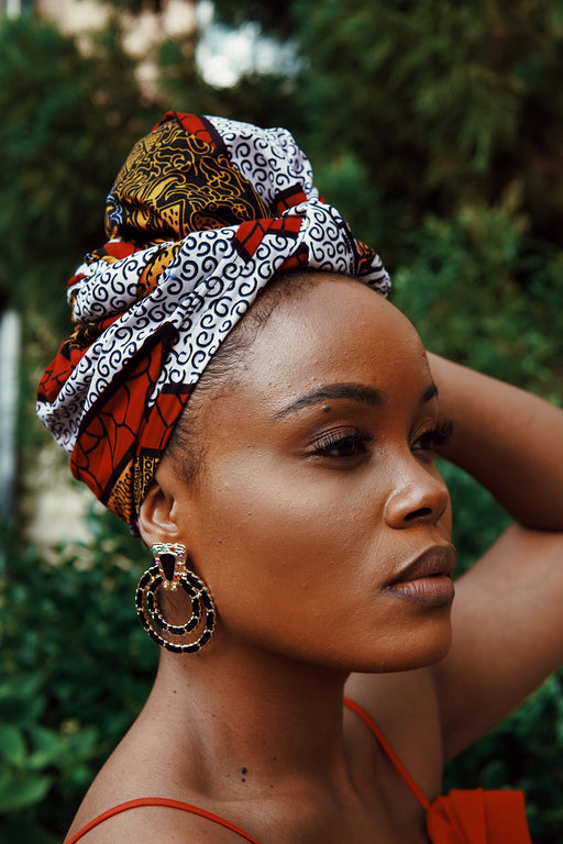 Sitan Headwrap - Bold Xchange black owned brand black owned gifts
