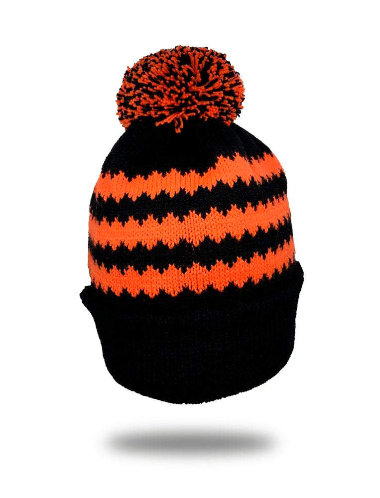 BRUSSELS BOBBLE HAT