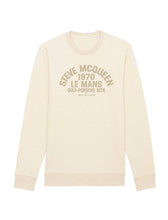 Load image into Gallery viewer, STEVE MCQUEEN - LE MANS - SWEATSHIRT