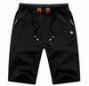 Mountainskin Solid Men's Casual Shorts