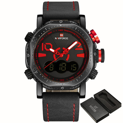 NAVIFORCE  Luxury  Sport Military Men's Watch