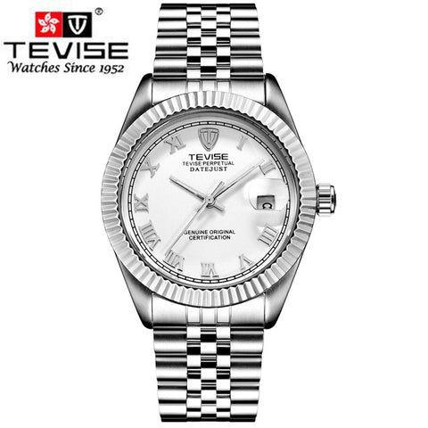 Buy TEVISE watch silver online