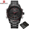 Luxury NAVIFORCE Men Fashion Sport Watches