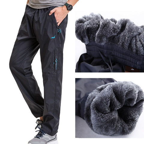 Grandwish Winter Fleece Thick casual Pants