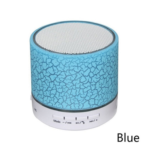 Anbes Smart LED Mini Wireless Bluetooth Speakers