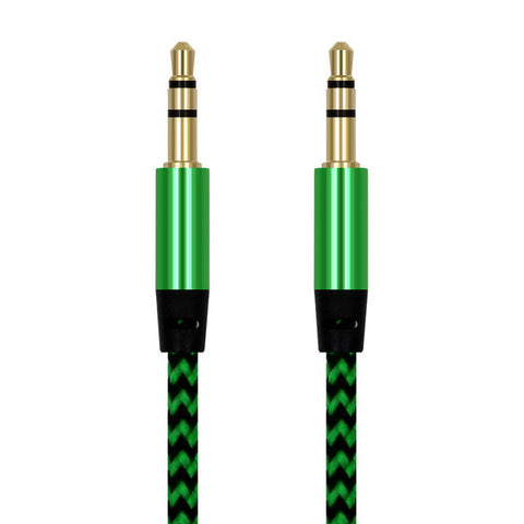 3.5 mm Male to Male Aux Cable