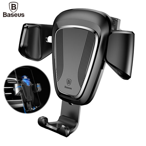 Baseus Universal Car Phone Holder For iPhone X,8,7,6,6s