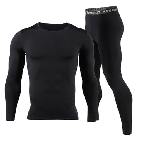 Anti-microbial Thermal Underwear Long Johns