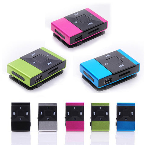 Superior Quality Mini Running USB Digital Mp3 Music Player