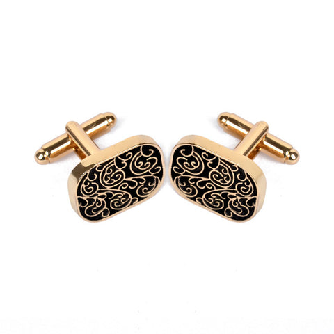 The high-end Fashion Design men's Cufflinks