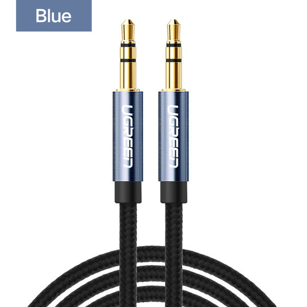 Ugreen 3.5mm JackGold Plated Male to Male Aux Cable