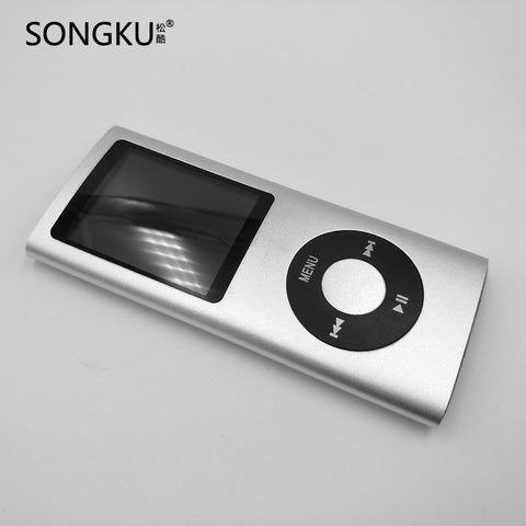 SONGKU 4TH Real 8GB FM Radio Mp3 Music Player Built-in memory