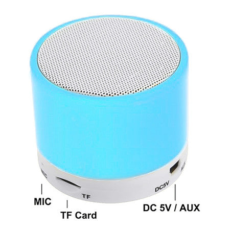 Mini Wireless Bluetooth Portable Speaker