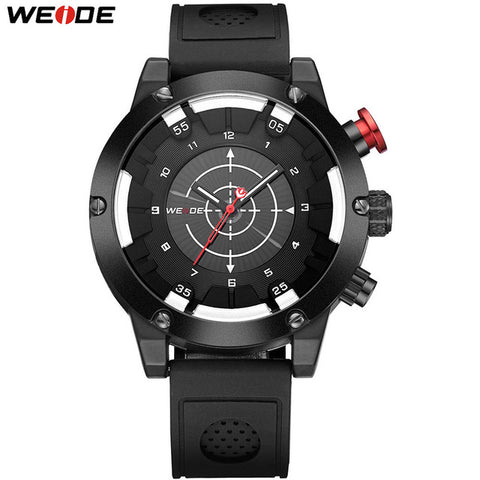 WEIDE Digital Display Quartz Men's Sports Watche