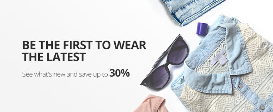 Mens Accessories Banner