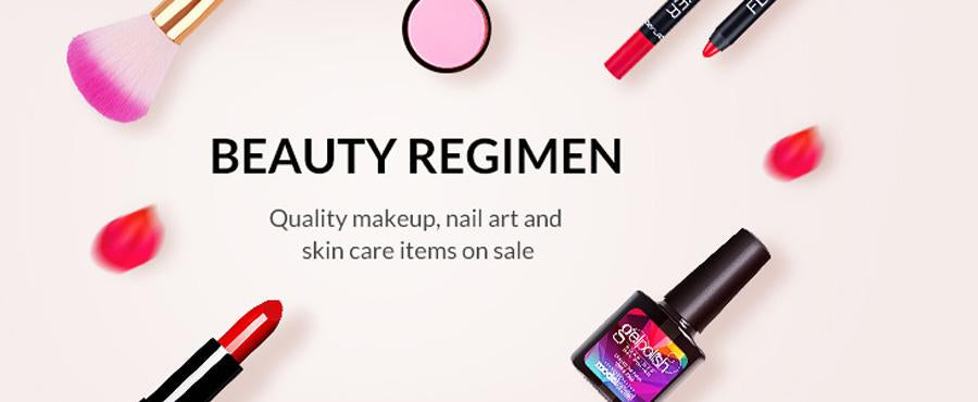 Makeup Product Banner