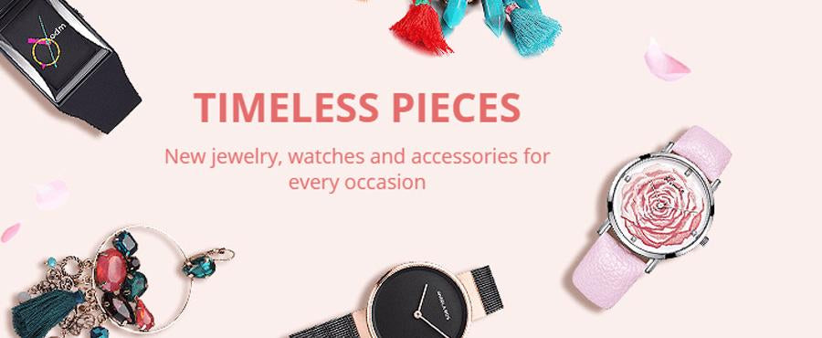 Jewlery and Watches Banner