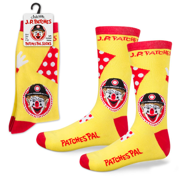 J.P. Patches Socks