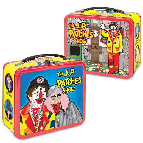 J.P. Patches Lunchbox