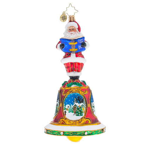 Radko Bell Ornaments