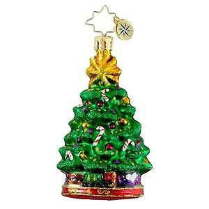 Radko LITTLE GEMS Holiday Centerpiece TREE gem ornament NEW