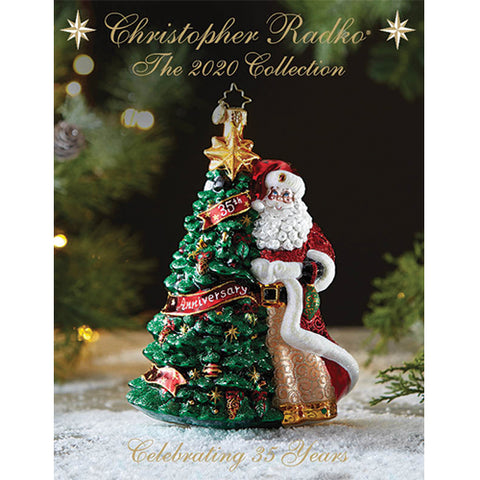 Christopher Radko 2020 CATALOG Full Color