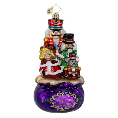 Radko COMPLETE SUITE Nutcracker Ballet Ornament