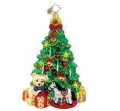Radko GIFTED SPLENDOR Tree ornament NEW Limited Edition 1000