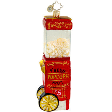 Radko POPCORN MACHINE Popped to Perfection New