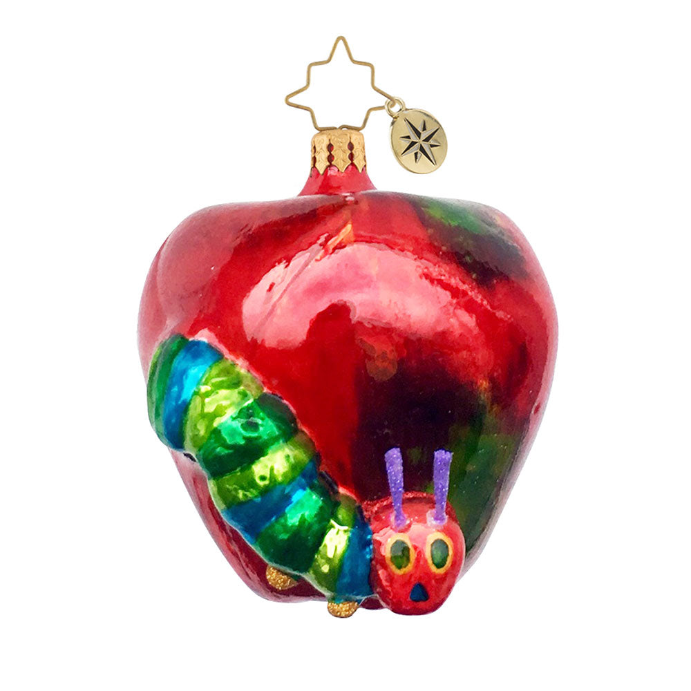 Christopher Radko A Very Hungry Caterpillar Ornament