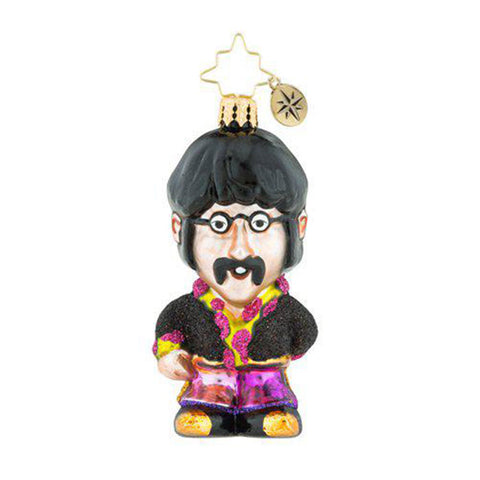Christopher Radko the Beatles Gem Imagine John Ornament