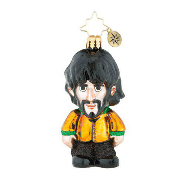 Christopher Radko the Beatles Gem King George Ornament