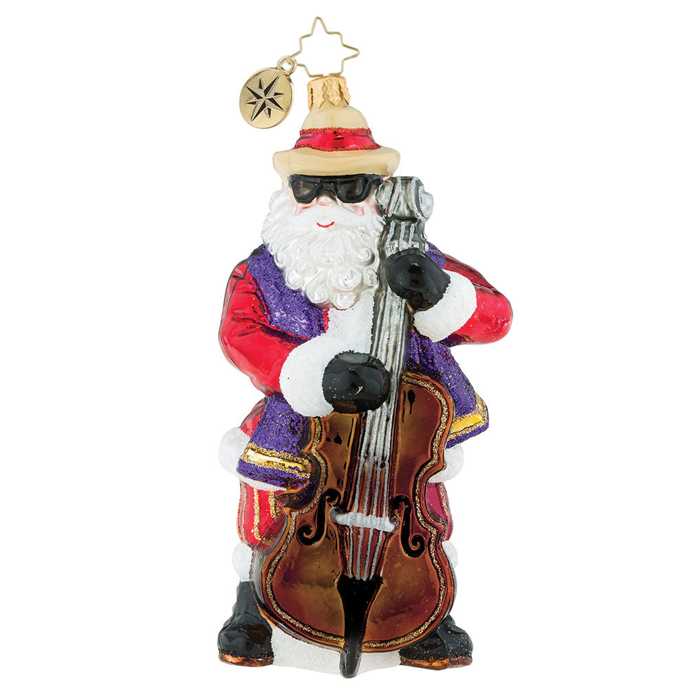 Christopher Radko The Jazzy Juggernaut Ornament