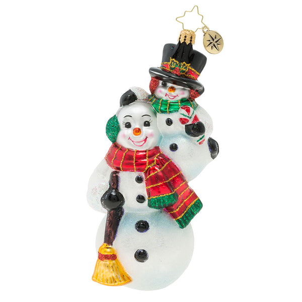 Christopher Radko There is Snow-Buddy Like You Ornament
