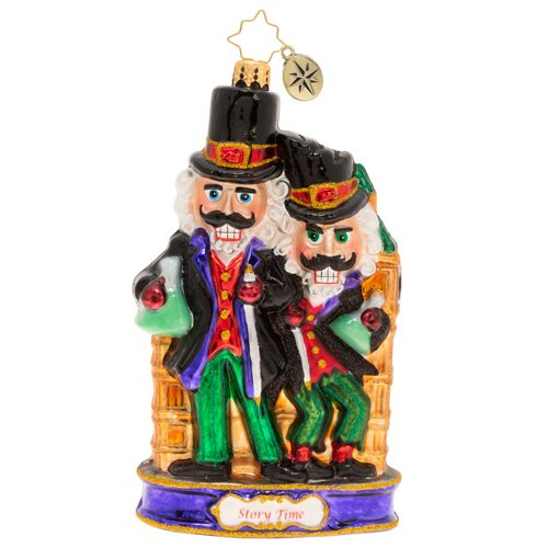 Christopher Radko A Two-Sided Story Dr Jekyll Mr Hyde Ornament