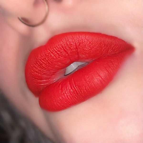 Matte Liquid Lipstick Winterberry