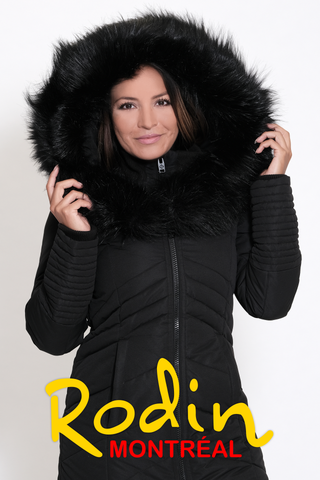 Manteau d hiver femme | point zero liquidation | winter women coat