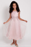 Cindrella Girls Dress (5009-Dusty)