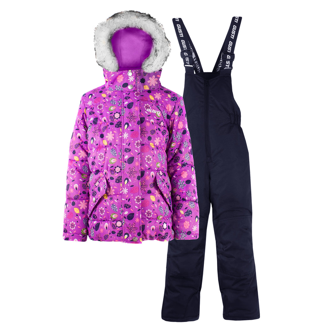 Habit de neige Fille - Grape 5324 Hailey