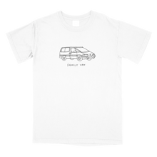 "Load image into Gallery viewer, ""FAMILY VAN"" T-SHIRT"