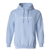 "The ""Godsend"" Hoodie in Blue"