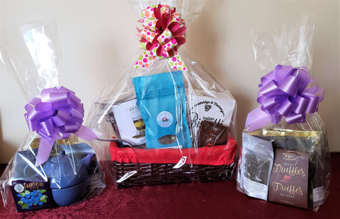 Win one of these three Father's Day Gift Baskets.